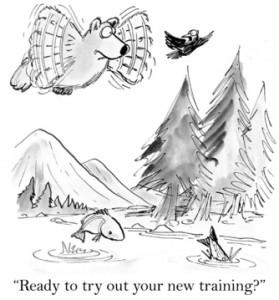 I coaching ser man tingene fra nye vinkler