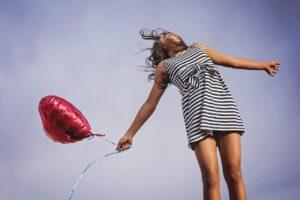 Når du slipper den gamle drøm for den nye mulighed for at vokse