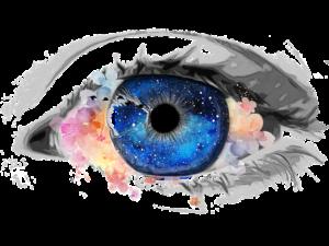 Øjenkontakt gør det nemmere at genkende en anden sjæl